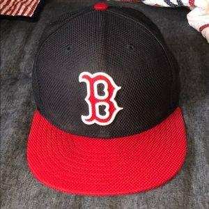 New Era Red Sox Snapback